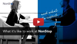 What it's like to work at NonStop